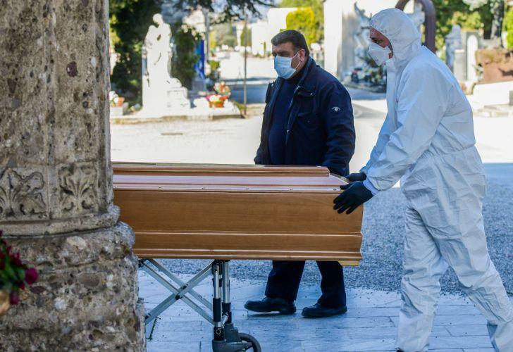muerte muertos coronavirus covid