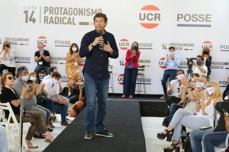 """Gustavo Posse: """"El radicalismo tiene que ser protagonista y no sólo entregarle la estructura al PRO"""" - Zona Norte Diario Online"""